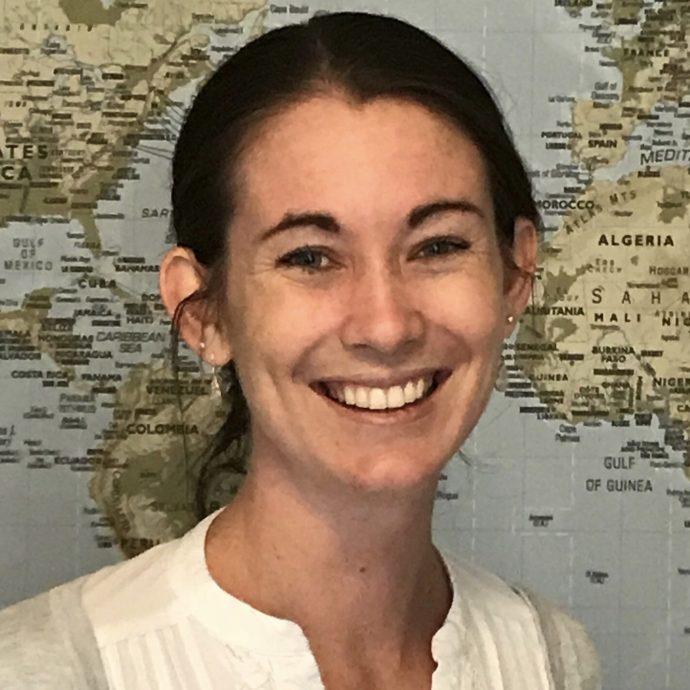 Bild von Englisch Trainer Kiara Graves von Dr. Lukes Sprachschule