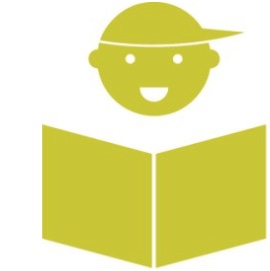 Bild des Logos der in Stuttgart-Ost gelegenen Children's English Library